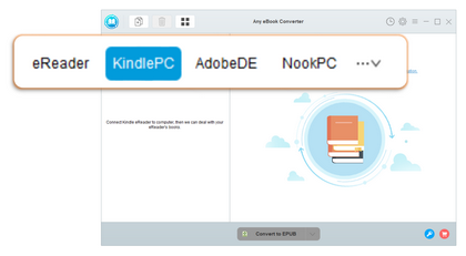 detect ebook