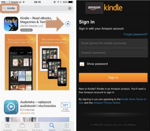 amazon kindle download