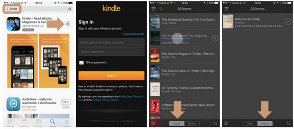 Two Ways To Read Kindle Books On Ipad Iphone Any Ebook