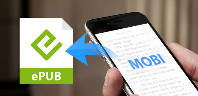 Convert MOBI eBook to EPUB