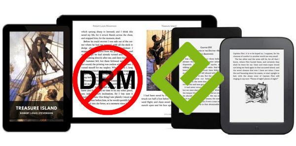 How to Remove DRM from EPUB eBooks | Any eBook Converter